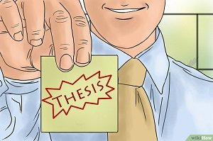 MBA Thesis Preparation