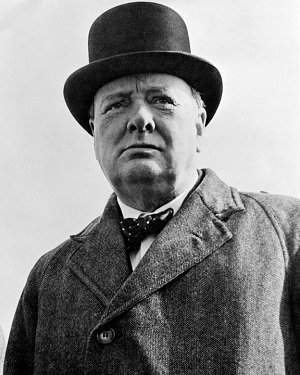 Winston Churchill Case Study
